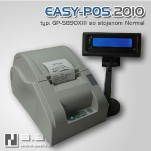typ GP-5890XIII so stojanom Normal