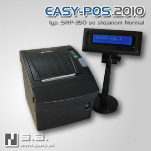 typ SRP-350 so stojanom Normal