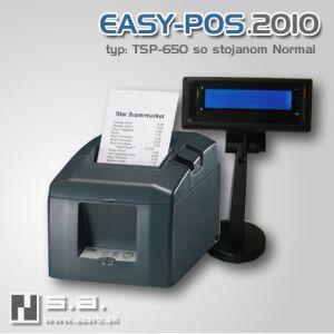 typ TSP-650 so stojanom Normal