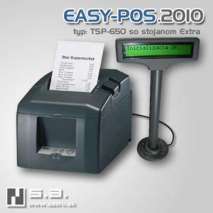 typ TSP-650 so stojanom Extra